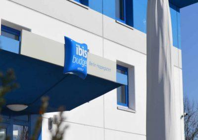 Ibis Budget Hotel Berlin Hoppegarten Aussenansicht